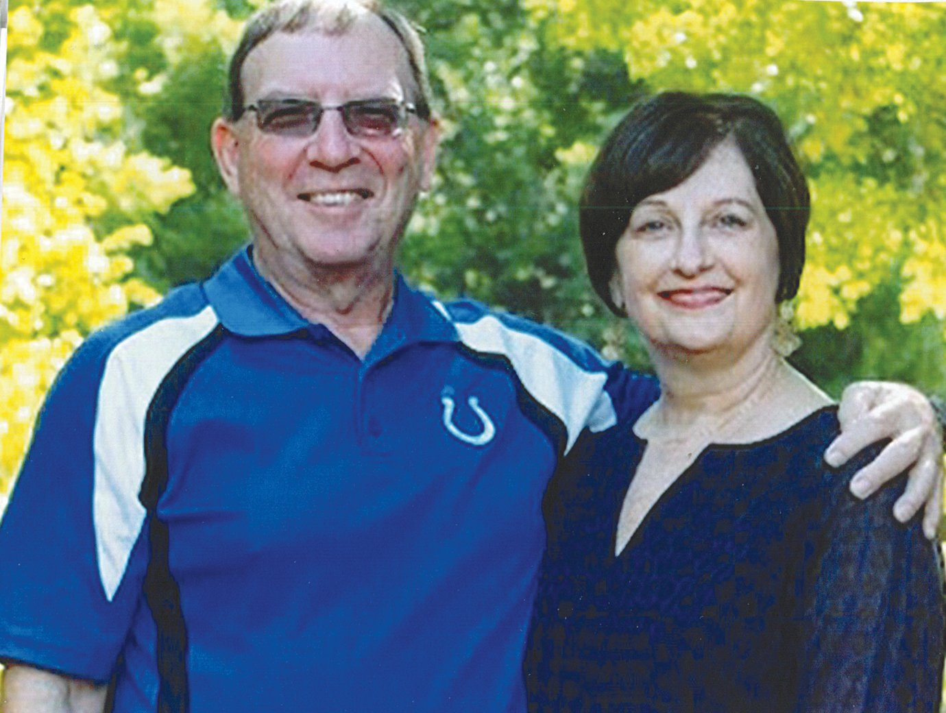 Rick and Becky Haas will celebrate their 50th wedding anniversary on June 20.