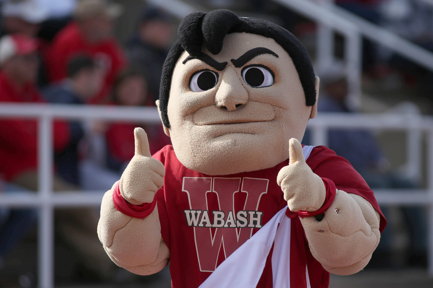 "U.S. News also honored Wabash as an A+ School for B Students, an institution ""where spirit and hard work could make all the difference to admissions,"" according to the publication's criteria."