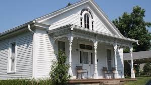 TC Steele's childhood home.