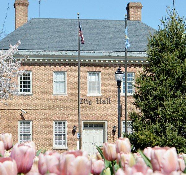 Dover City Hall