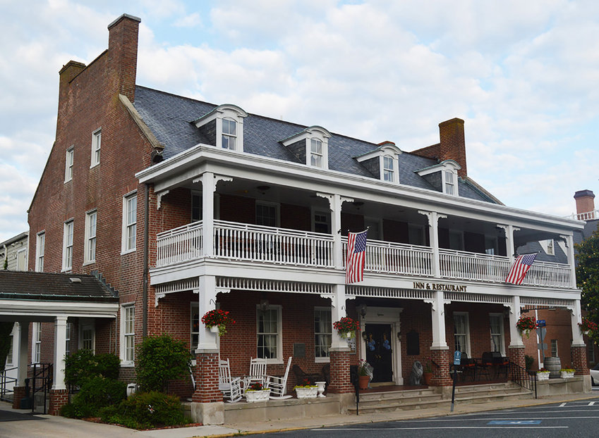 The Brick Hotel on The Circle, an iconic landmark in Georgetown, will be closing in late August. The Sussex County office for the Delaware Department of Justice will move into the building.