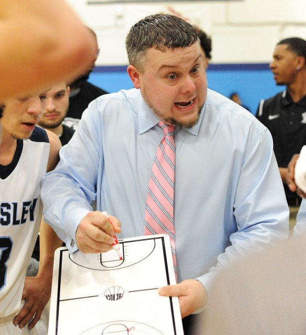 The way the 2020 Wesley men's basketball season ended, at the start of the pandemic and with Coach Dean Burrows dealing with health issues, the team members all went their separate ways when the campaign finished.
