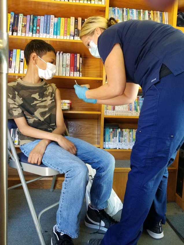 According to the Delaware Division of Public Health, 25,332 children between ages 12 and 17 have received at least one dose of the COVID-19 vaccine. State officials this week said vaccinations will not be mandatory for students as they return to school in the fall.