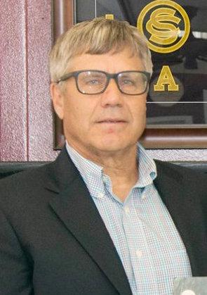 Salisbury Finance Director Keith Cordrey.