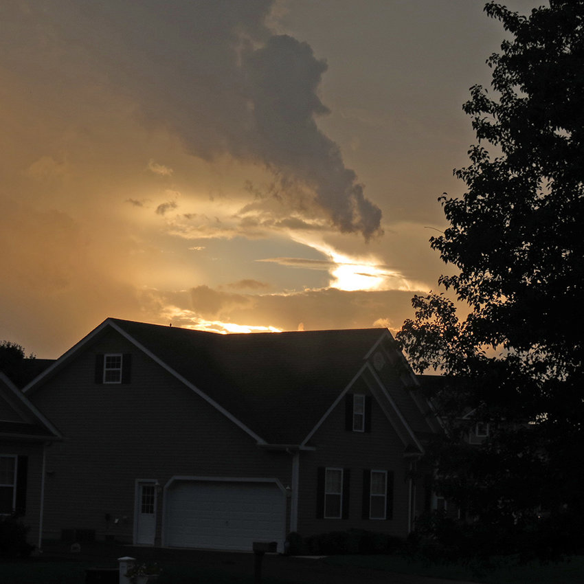 Charlotte Gorun of Milford took this photo Aug. 30 as a thunderstorm was moving in over Hearthstone Manor in Milford. To contribute your scenic photos of our area, email newsroom@newszap.com. Photos must be at least 200 dpi and include your name, where and when your photo was taken, where you live and your phone number. To see more Scenic Delaware photos, visit the Scenes from Bay to Bay section at BaytoBayNews.com. ...