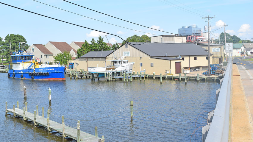 """Phillip J. """"Jamie"""" Harrington III, and his company, Capt. Phip's Seafood Inc. pleaded guilty Sept. 15 to unlawful employment of undocumented workers and to visa fraud, respectively, related to the employment of temporary workers employed at Harrington companies. Capt. Phip's Seafood is located in Secretary."""