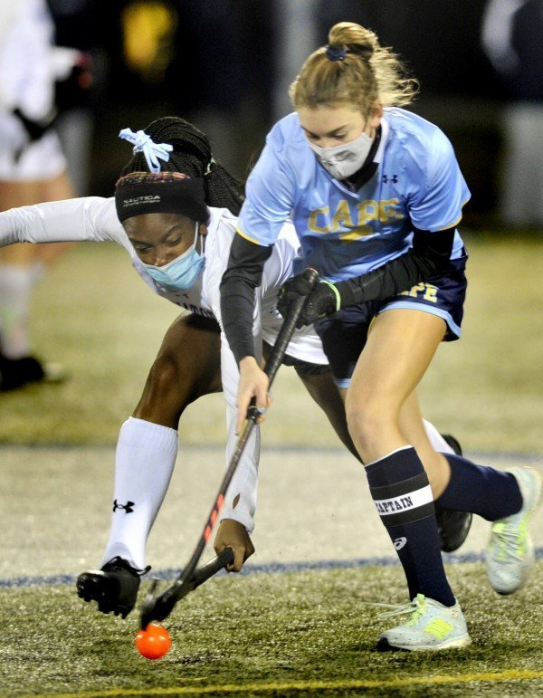 """""""They're a really competitive team, just like us,"""" Cape senior midfielder Reagan Ciabattoni said about Delmar. """"They want it just as bad as us. I think it just makes the game a great game. We have great competition between each other."""
