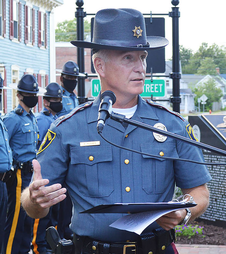 R.L. Hughes is resigning after six-plus years as Georgetown's police chief. His last day with the department is Nov. 12.