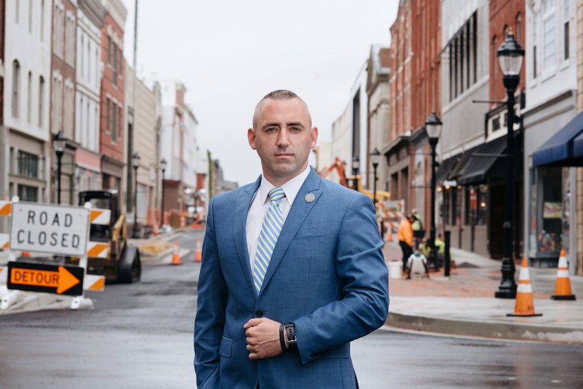 """Salisbury Mayor Jake Day will discuss efforts to remake Salisbury and address the city's growth and development at a presentation next week at Salisbury University. He will also use the occasion to present his annual """"State of the City"""" address."""