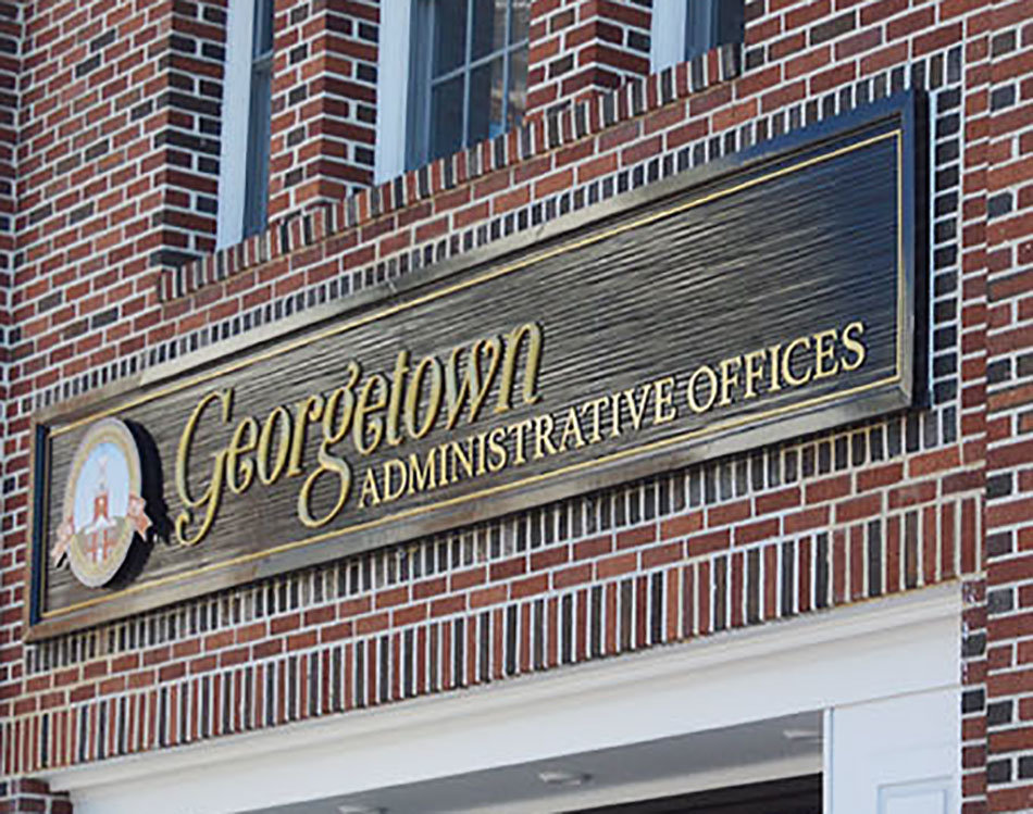 Georgetown officials announced Monday that the town has launched a new online Transparency Center powered by ClearGov, a leading provider of online budgeting and communications software for local governments.