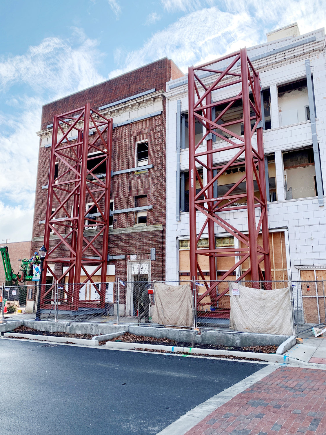 A tax incentive plan, that would help construction funding for The Ross and other big-ticket Downtown Salisbury projects, is being met with skepticism by members of the Wicomico County Council.
