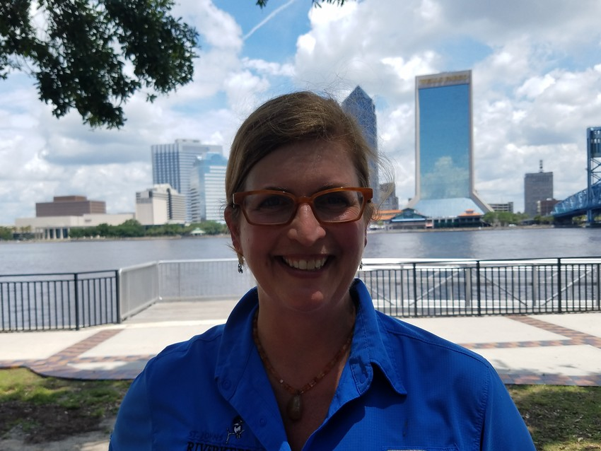 St. Johns Riverkeeper Lisa Rinaman