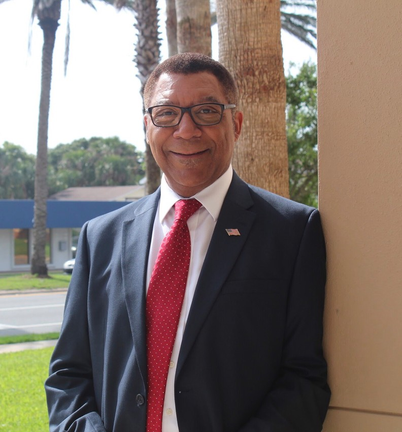 Duval County School Board candidate Sam Hall