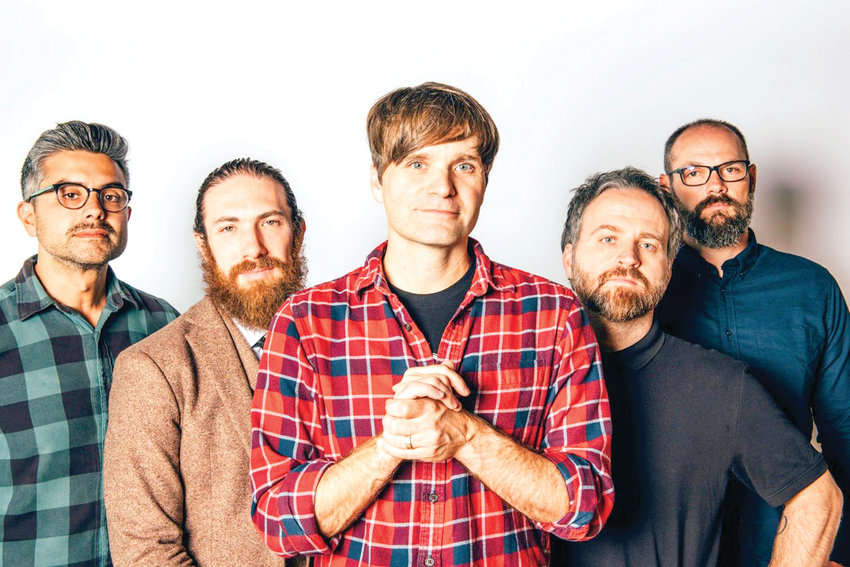 Can you even believe DEATH CAB FOR CUTIE is in its third decade of making music? Crazy, right? The peri-codgers take the stage Oct. 20 at St. Augustine Amphitheatre, $49-$55.