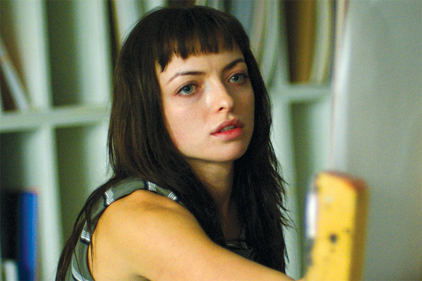 Francesca Eastwood in M.F.A.