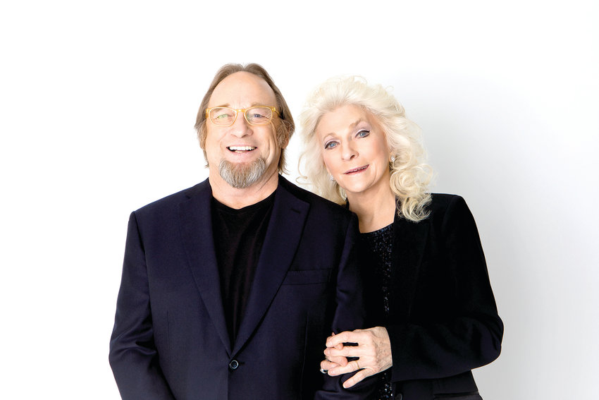 "Music legends STEPHEN STILLS and JUDY COLLINS look back on more than 50 years in the music biz–and their whirlwind love affair in the late '60s, from whence came ""Suite: Judy Blue Eyes""–8 p.m. Nov. 19, The Florida Theatre, Downtown, floridatheatre.com, $35-$69.50; Kenny White opens."