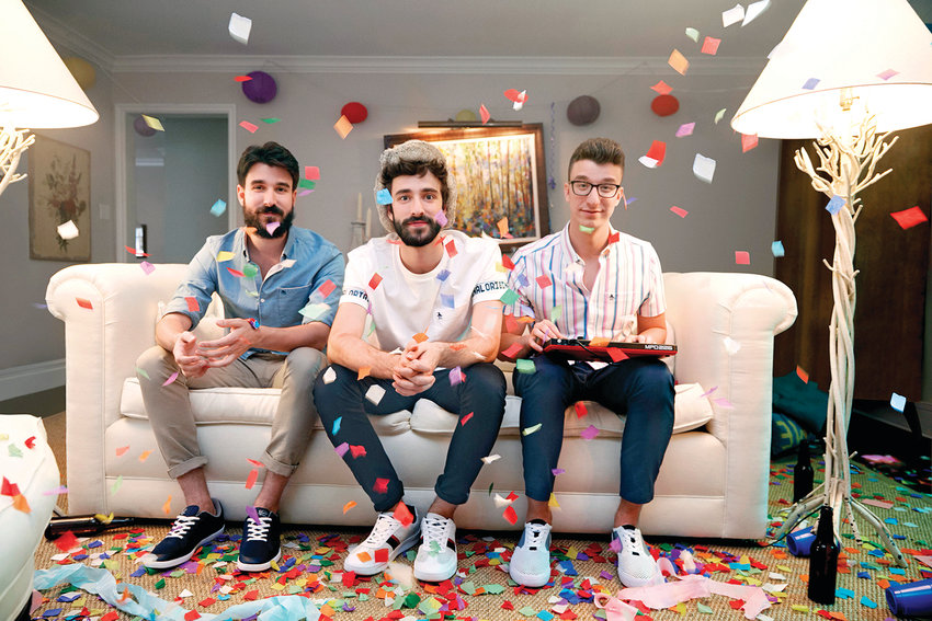 This band could be labeled 'bro indie rock,' since they're brothers. Anyway, AJR appears as part of The Big Ticket, with WEEZER, FOSTER THE PEOPLE, GRANDSON & MEG MYERS, 5:20 p.m. Dec. 1, Daily's Place, $24-$80.