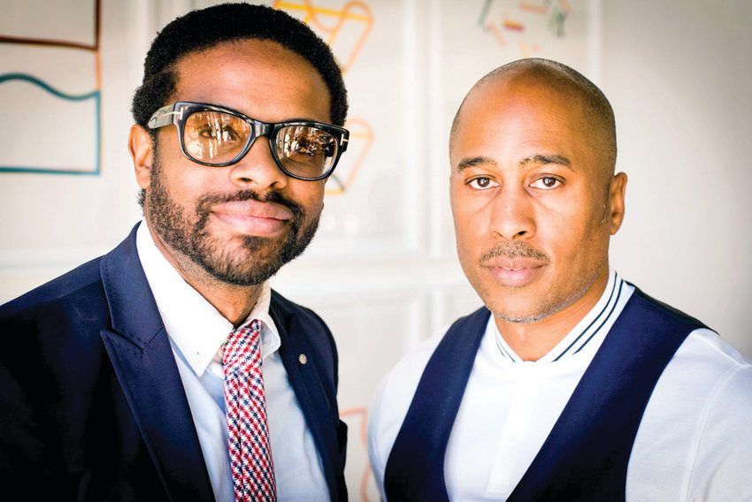 Adrian Younge and Ali Shaheed Muhammad
