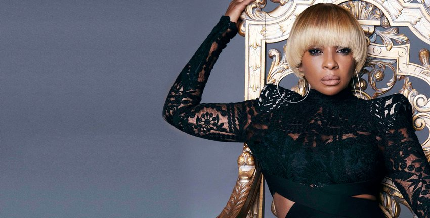R&B queen MARY J. BLIGE has been   fusing smooth soul and gritty hip hop for nearly 30 years–selling some 50 million albums along the way. Her Royalty Tour   rolls into NEFla this weekend. 8 p.m. Sunday, July 14, Daily's Place, Sports Complex, dailysplace.com, $60.50-$251.