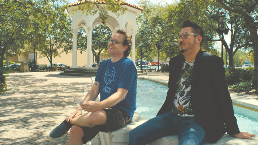 "Meet Brett Hammock & Joe Gonzalez. Did these two Duval producers write ""Who Let the Dogs Out""?"