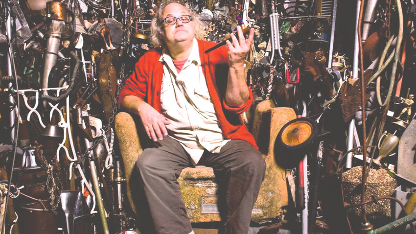 Witness the unique sound of EUGENE CHADBOURNE, avant-garde jazz guitarist and former frontman of Shockabilly, on his tour through Florida. 8-11 p.m. Tuesday, Dec. 10, Sun-Ray Cinema, 1028 Park St., Five Points, sunraycinema.com, $5.