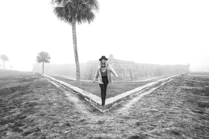 Nashville-born and now Florida-based, CLAIRE VANDIVER is a frequent presence in St. Augustine. She returns to Sarbez to share the stage with stalwarts of the Ancient City music scene: Paco Lipps and Chemtrails. 9 p.m. Thursday, Dec. 12, Sarbez, St. Augustine, sarbezstaugustine.com, $5.
