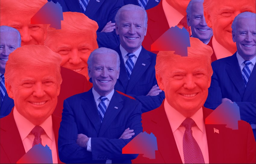 Biden, Trump, and Duval County