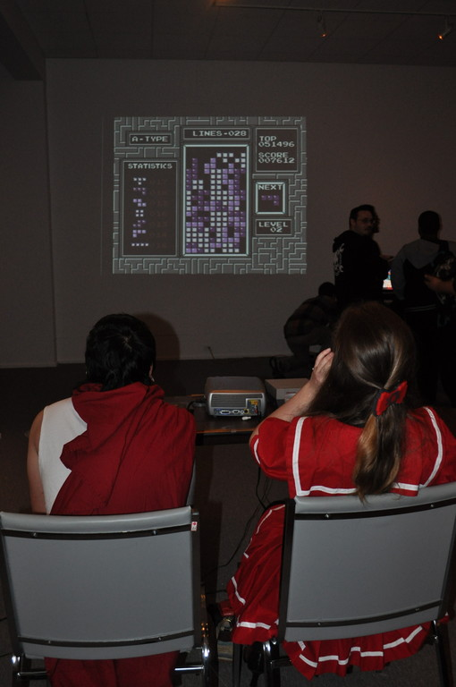 Tetris Tournament