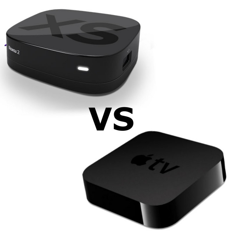 Which is better, the Apple TV or the Roku Box?