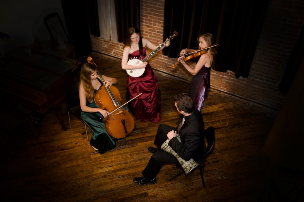 Nashville folk band Harpeth Rising appears Feb. 14 at European Street Café in San Marco.