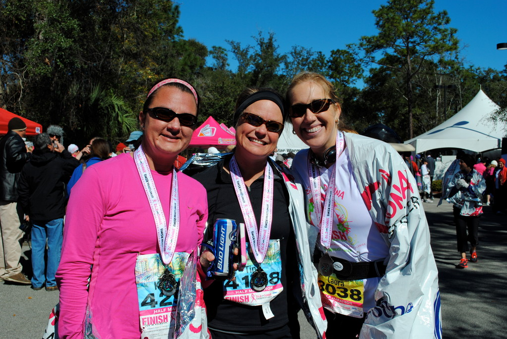 Kimberly Harvey, Tina Bost, Laura Nolan