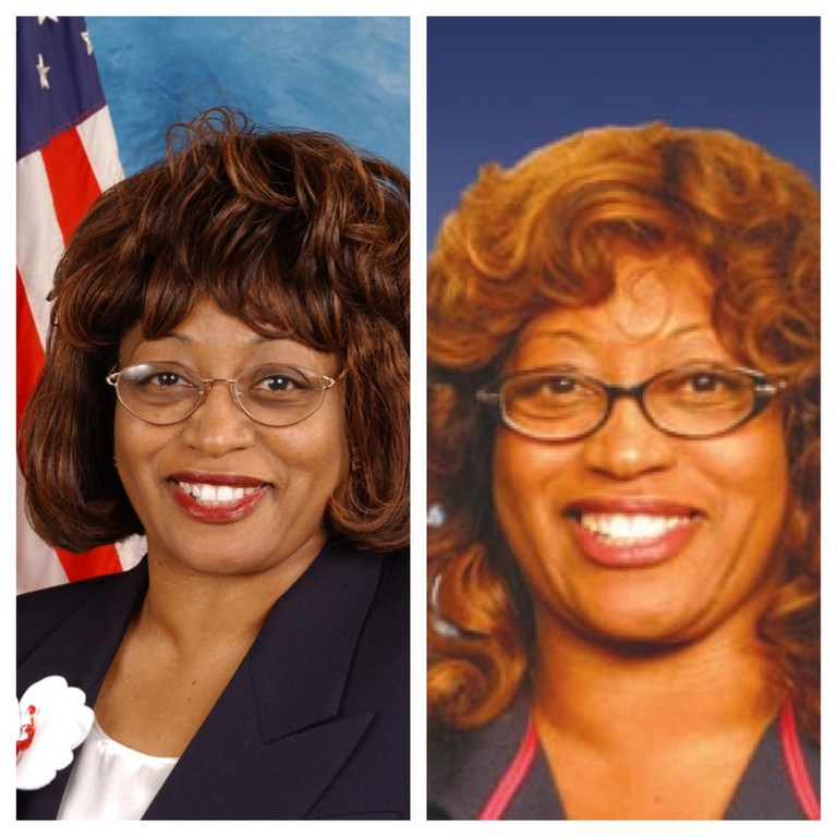 Best Hair and Makeup ('do Over): Corrine Brown's hairstylist (aka wigmaster)