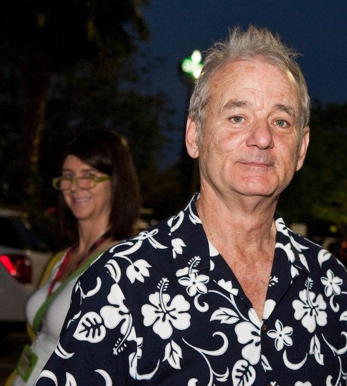 Best Picture: A tie between my photobomb of Oscar-nominee Bill Murray at the Murray Bros. Caddyshack Charity Golf Tourament...