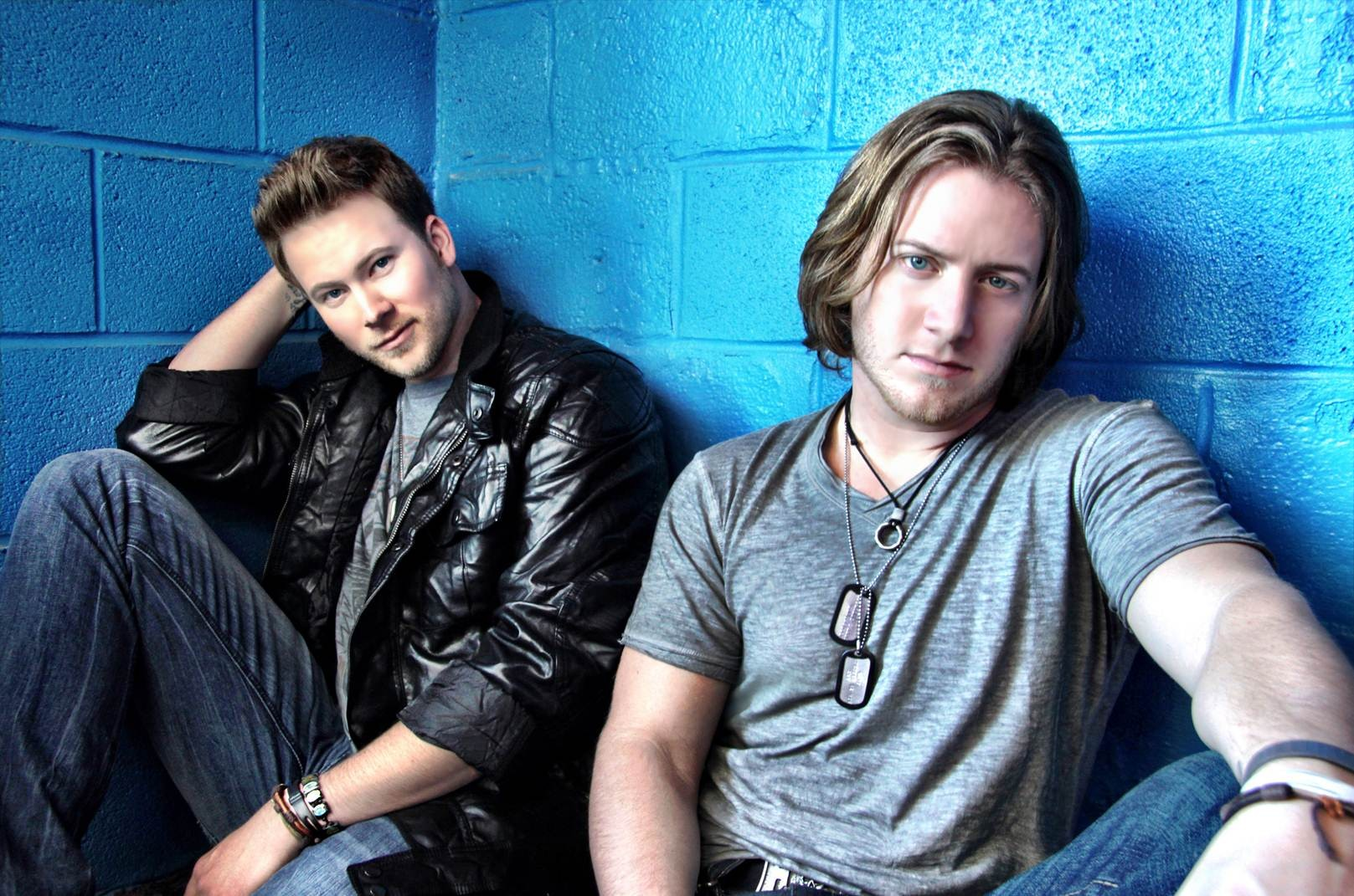 Florida-Georgia Line's Tyler Hubbard and Brian Kelley