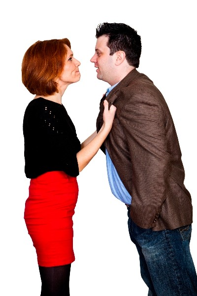 The comedy �You Say Tomato, I Say Shut Up!� � starring Gabrielle Mirabella (left) and Kevin Bartini � is performed March 22-24 at Wilson Center for the Arts at FSCJ South Campus on the Southside.