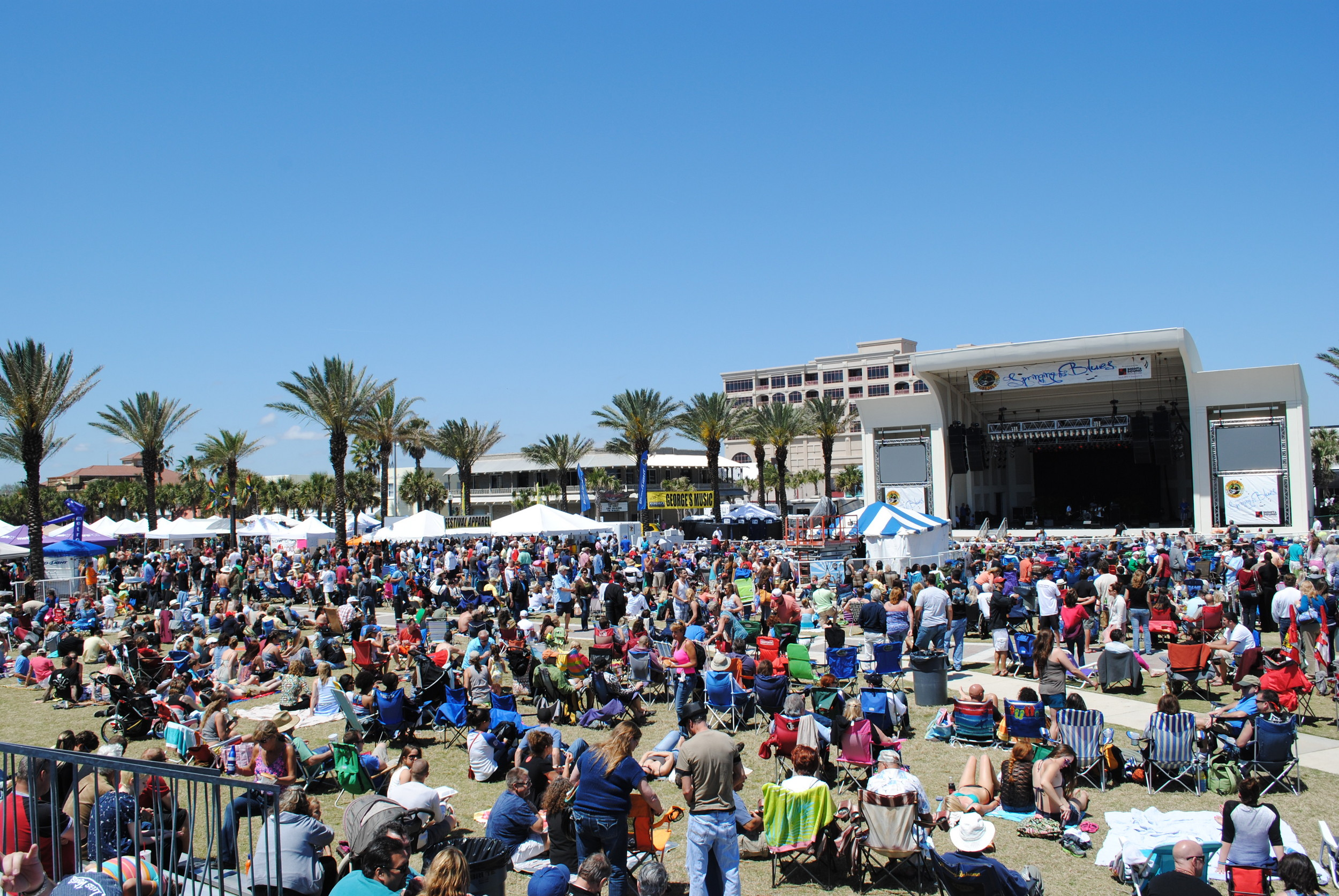 Springing the Blues Festival