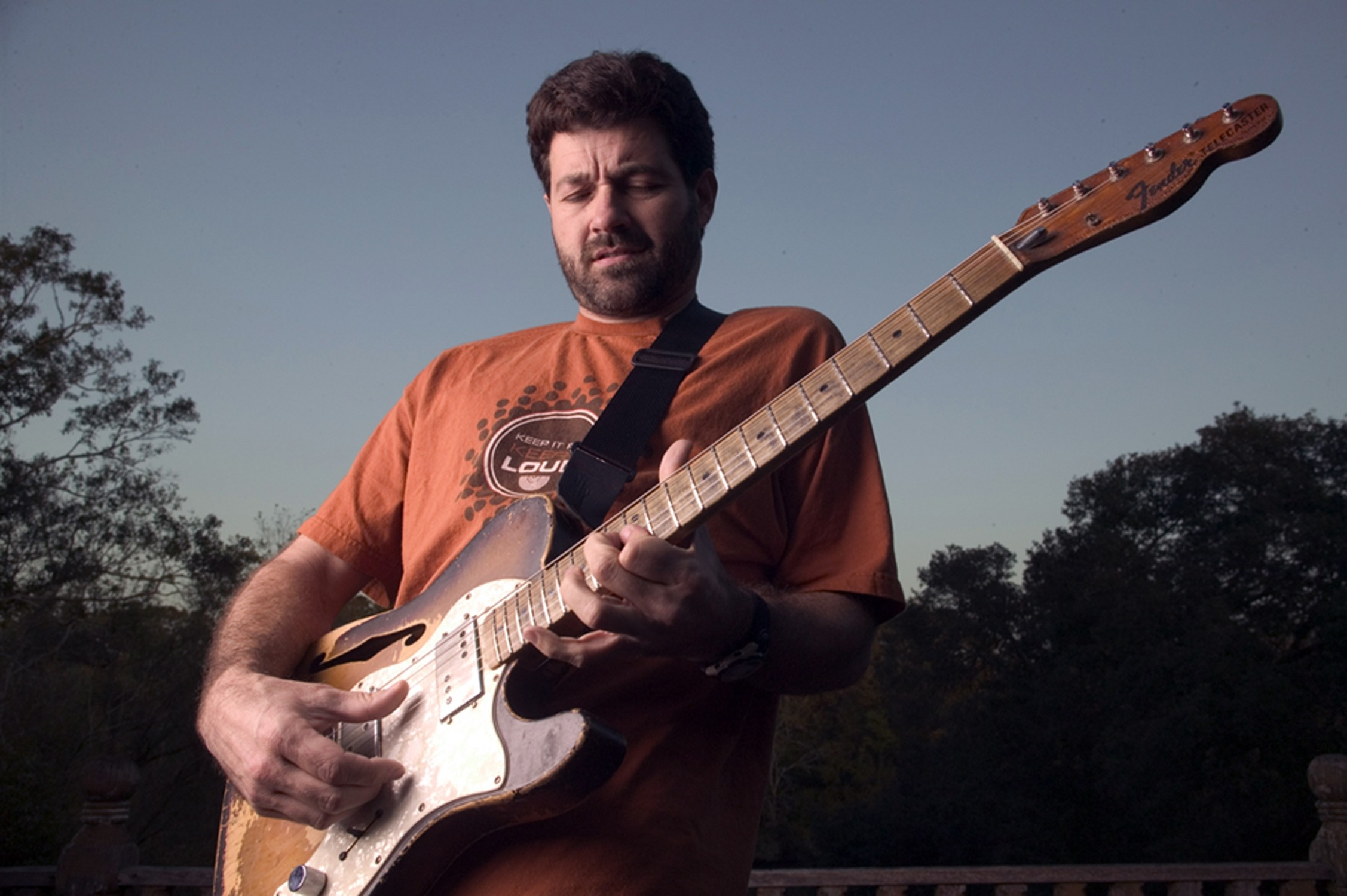 Louisiana bluesman Tab Benoit, 45, saw his profile grow after performing at the 2008 Democratic and Republican national conventions and testifying before Congress and the 