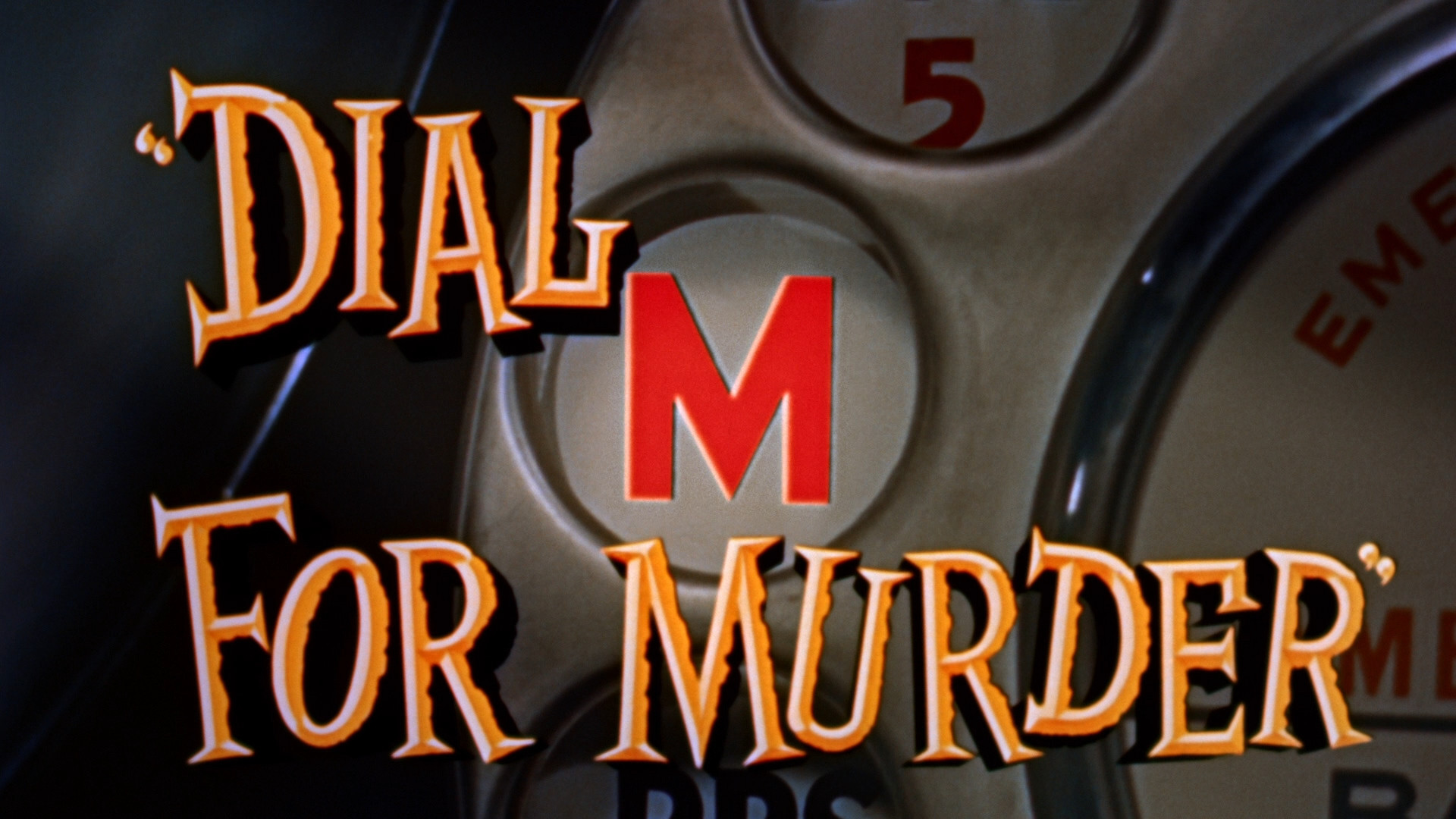 """Dial M for Murder"" screens April 12 and 14-18 in 3D as part of ""Alfred in April,"" which also includes Hitchcock thrillers ""Vertigo,"" ""Psycho"" and ""Shadow of a Doubt."""