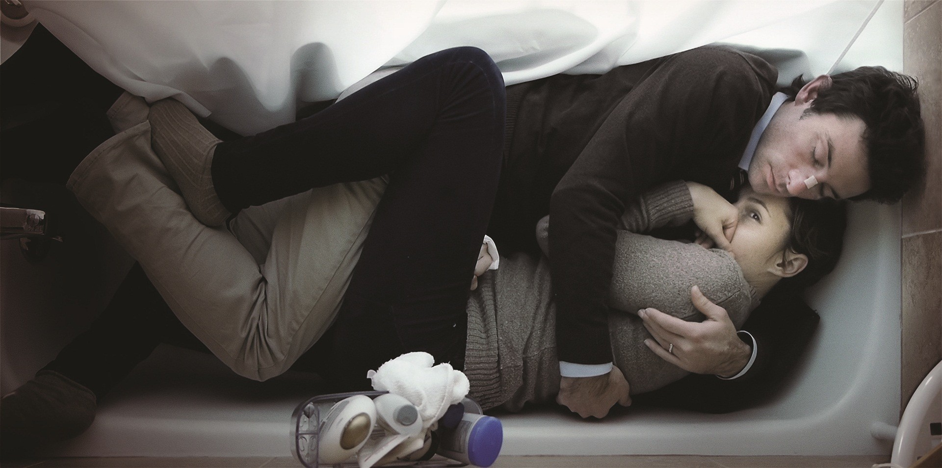 "In ""Upstream Color,"" a man and woman are drawn together, entangled in the life cycle of an ageless organism."