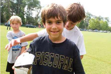 The Episcopal School offers an extensive and varied summer camp program, including arts, athletics, music and day camps on Atlantic Boulevard in San Marco.