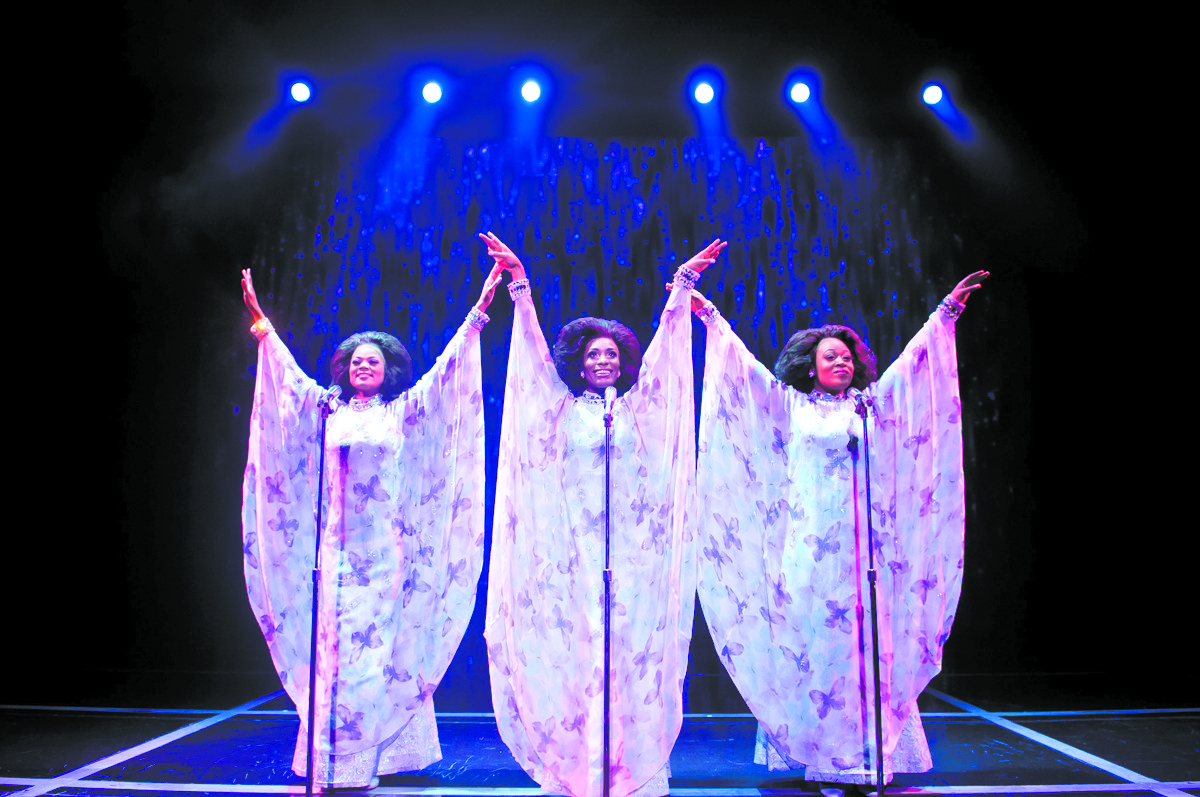 """Dreamgirls"" is staged for one performance in Jacksonville, 7:30 p.m. May 21 at the Times-Union Center for Performing Arts' Moran Theater in Downtown Jacksonville."