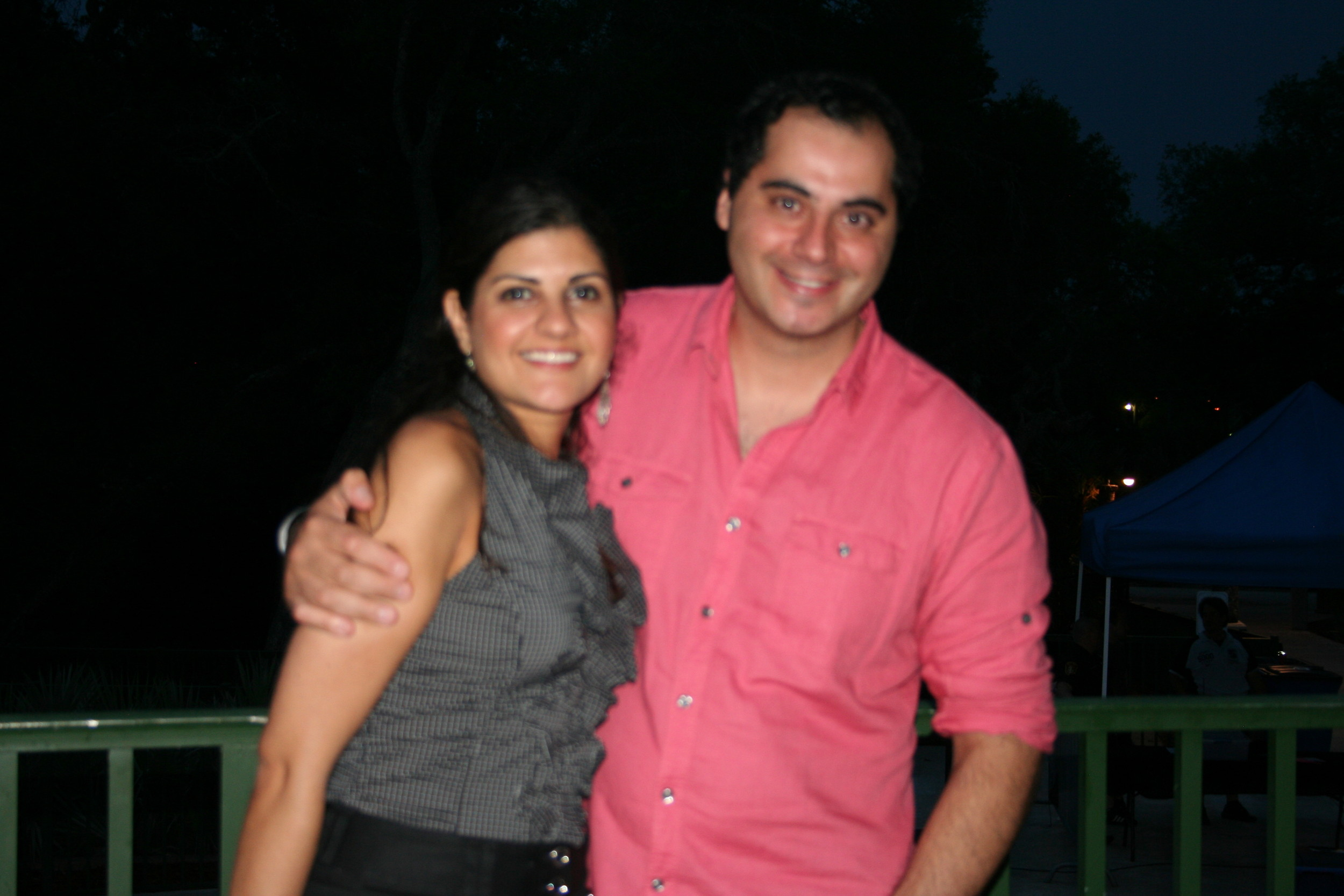 Jennifer Farhat, Mike Marzoug