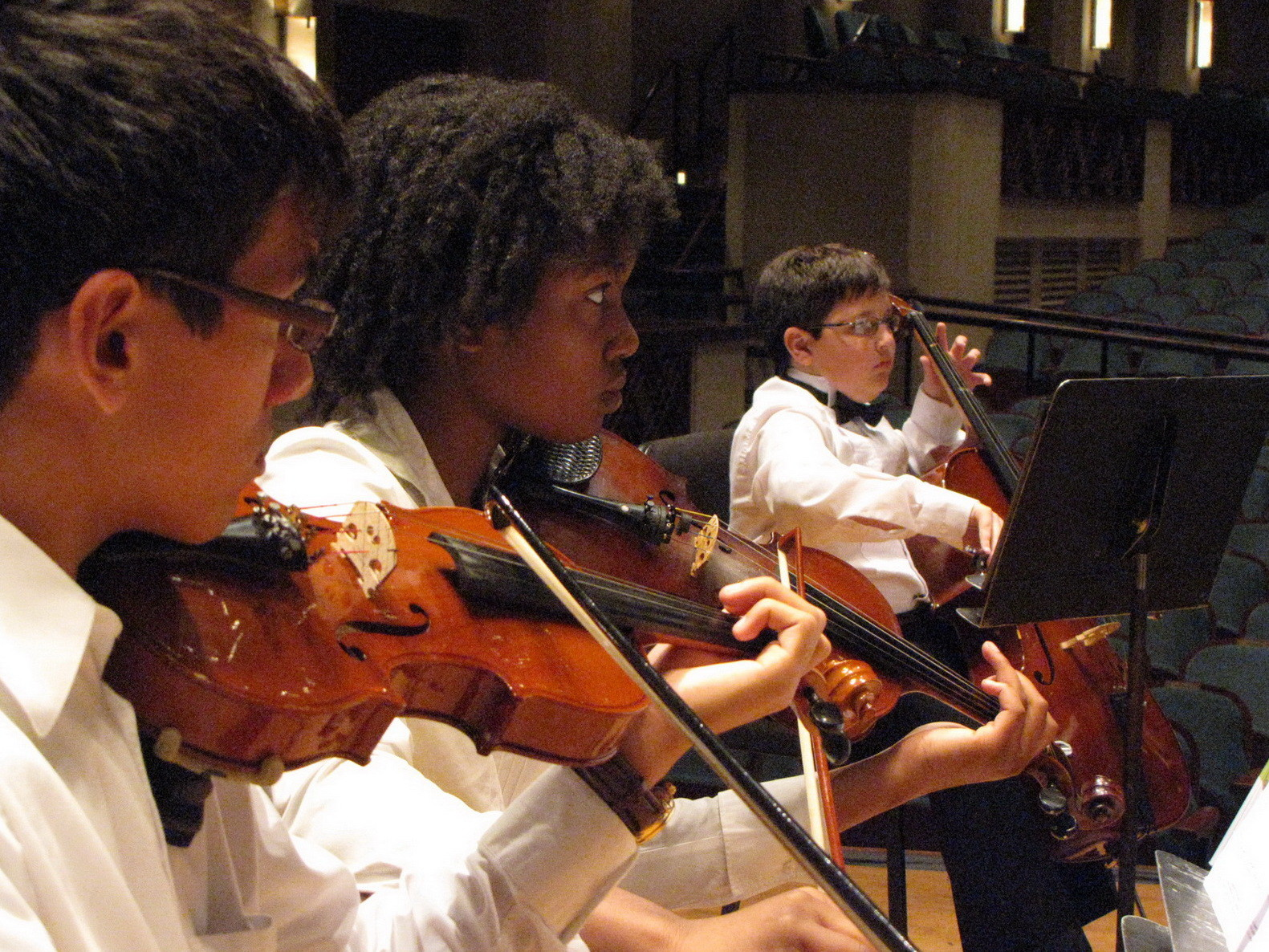 Auditions for the Jacksonville Symphony Youth Orchestra (pictured) are held May 28-31 and June 1-2 on FSCJ's South Campus.