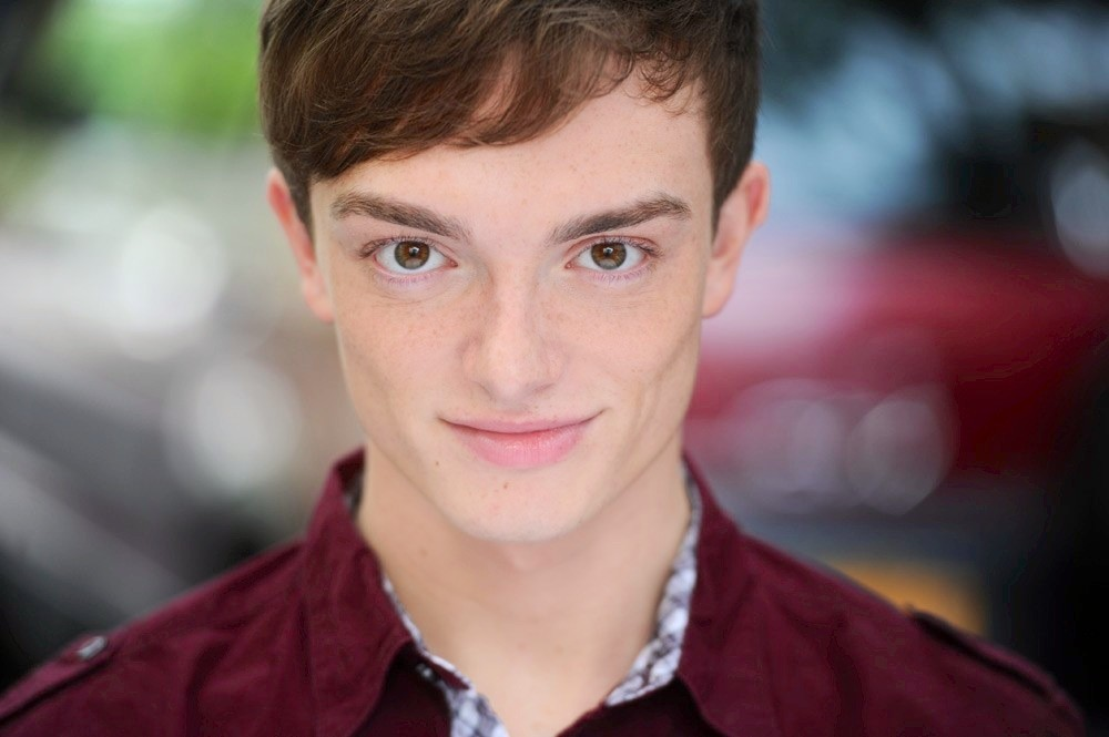"Cody Collier plays Scooby in ""Scooby-Doo Live! Musical Mysteries."""