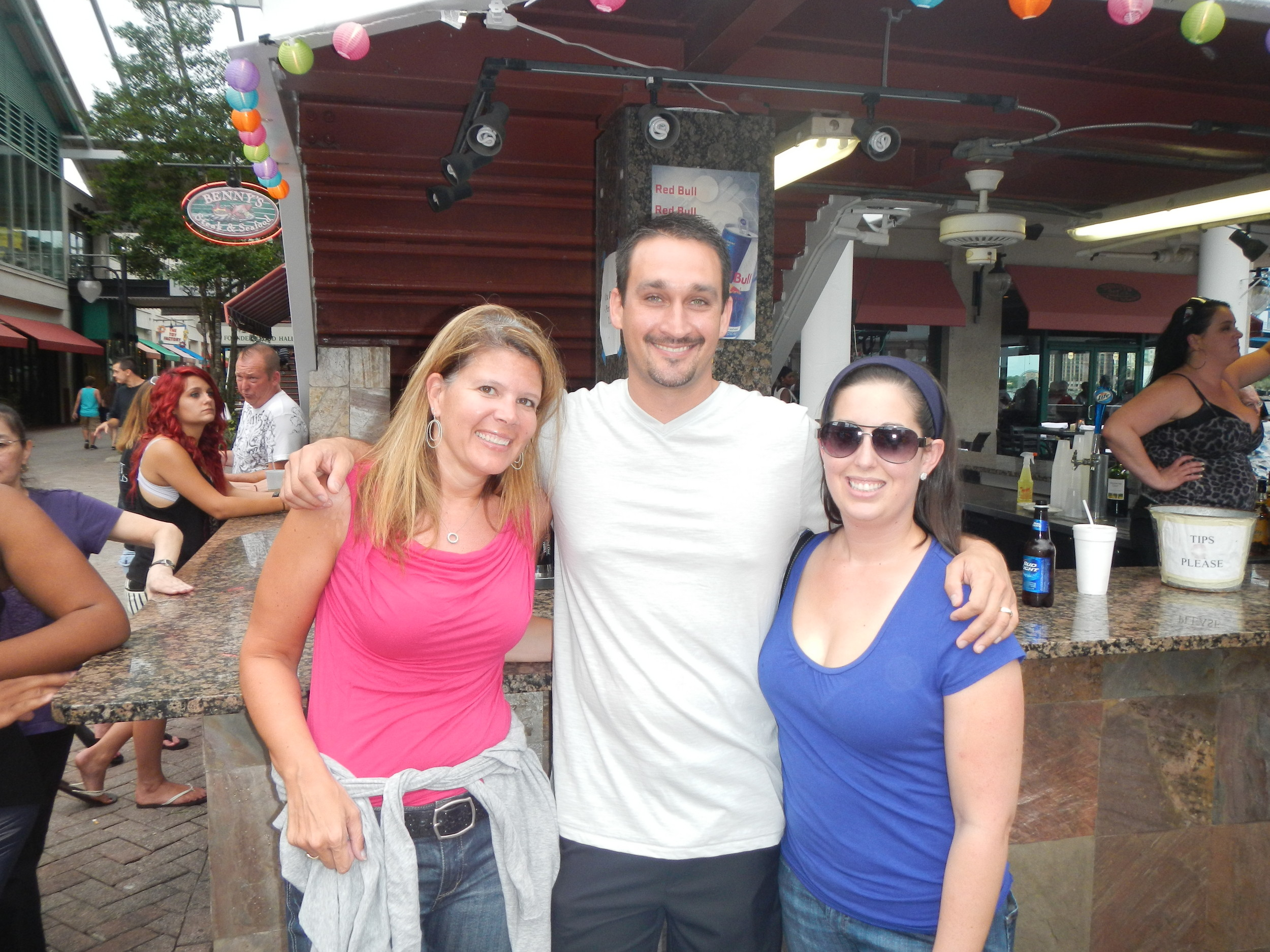 Jen Quirk, Joe Seogin, Jessica Delaney