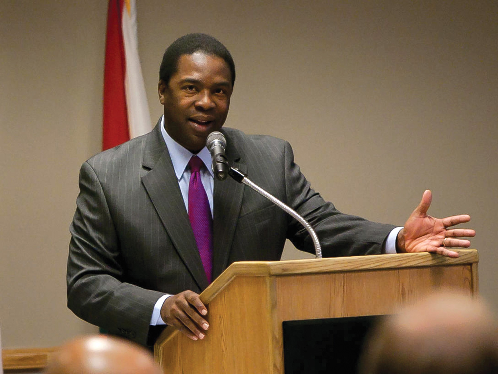 Jacksonville Mayor Alvin Brown has been accepting donations for travel for two years — but now taxpayers will have to foot the bill, according to a ruling by the Florida Ethics Commission. Brown was relying on the advice of General Counsel Cindy Laquidara, who believed travel expenses paid by others were gifts to the city, not to Brown. But in March, the Ethics Commission disagreed. The city has reimbursed about $8,700 for expenses related to 14 trips, The Florida Times-Union reported. The city is reviewing a policy that would allow it to receive donations for travel expenses.