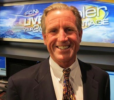 TIM DEEGAN, chief meteorologist, First Coast News