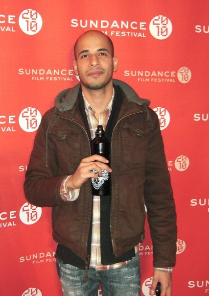 FIlm director Bandar Albuliwi