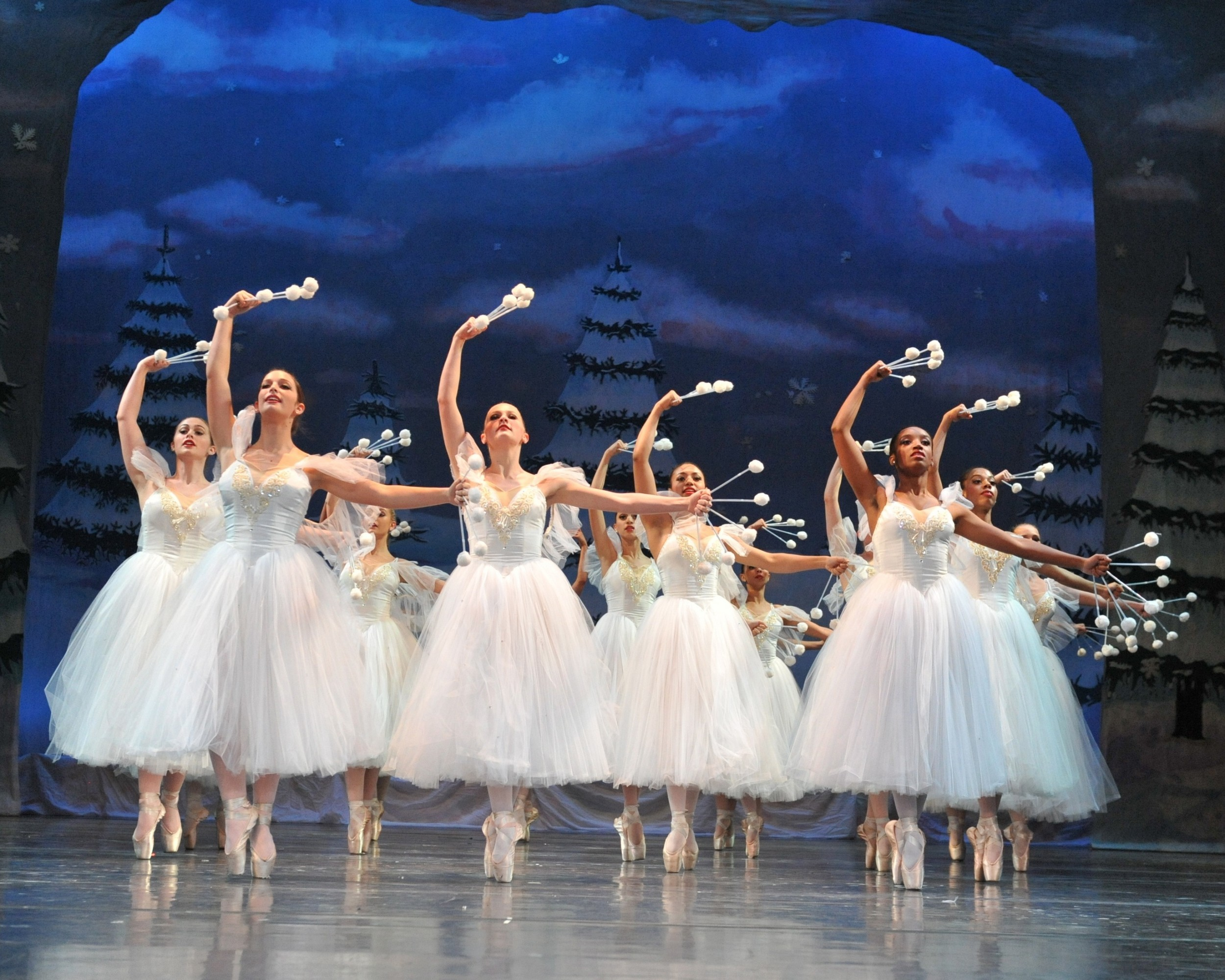 "The ""First Coast Nutcracker"" celebrates the holiday tradition with the Jackso"