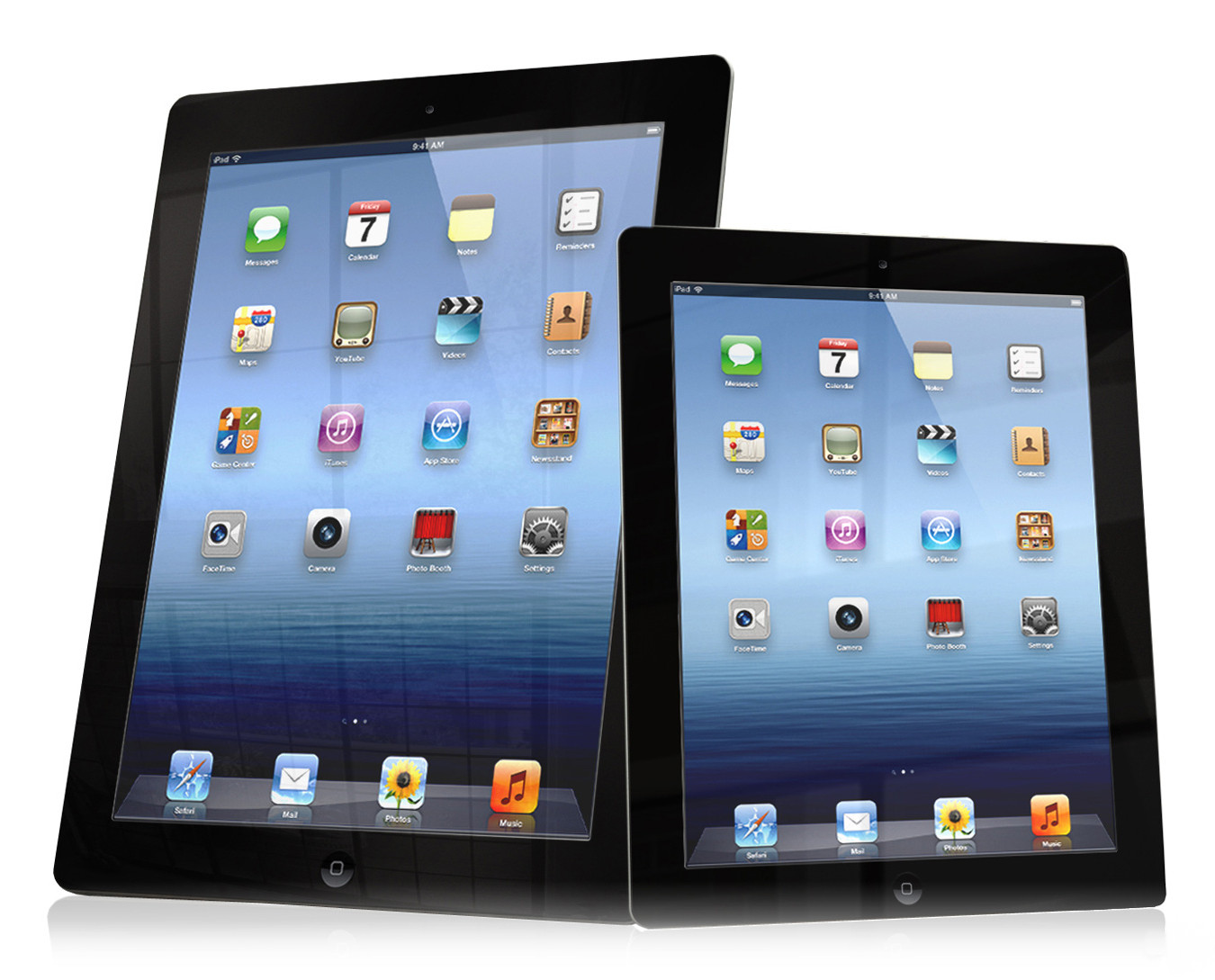 What do you have to do to move from one iPad into another iPad?